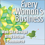 Visit Every Woman's Business Web Design